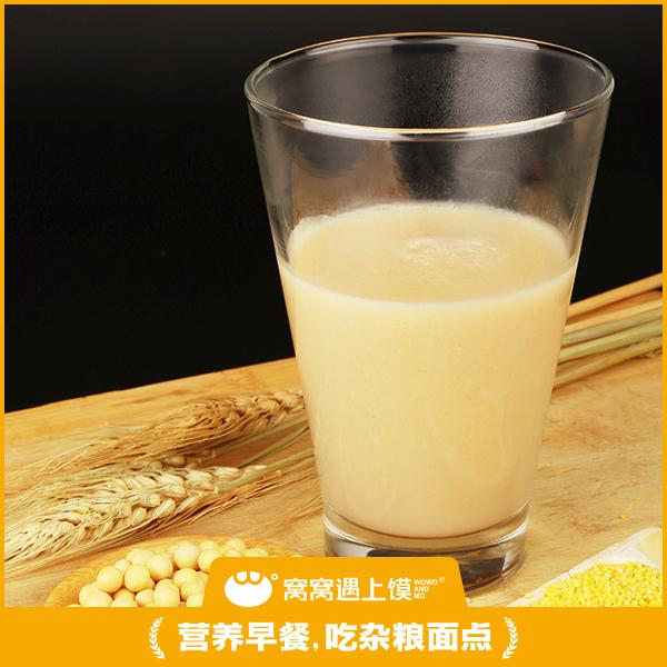 米乳黄豆饮
