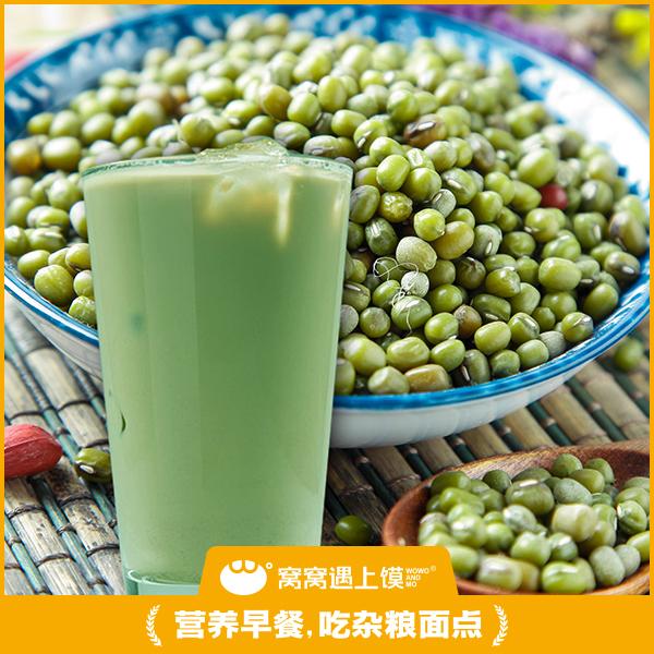 五谷绿豆饮